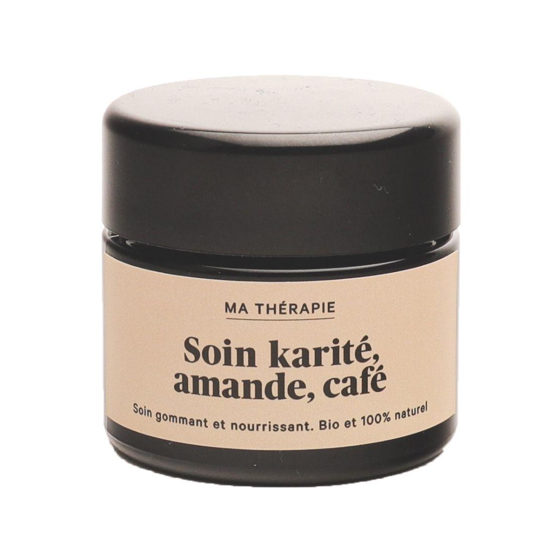 MA THERAPIE - Soin Karité, Amande, Café
