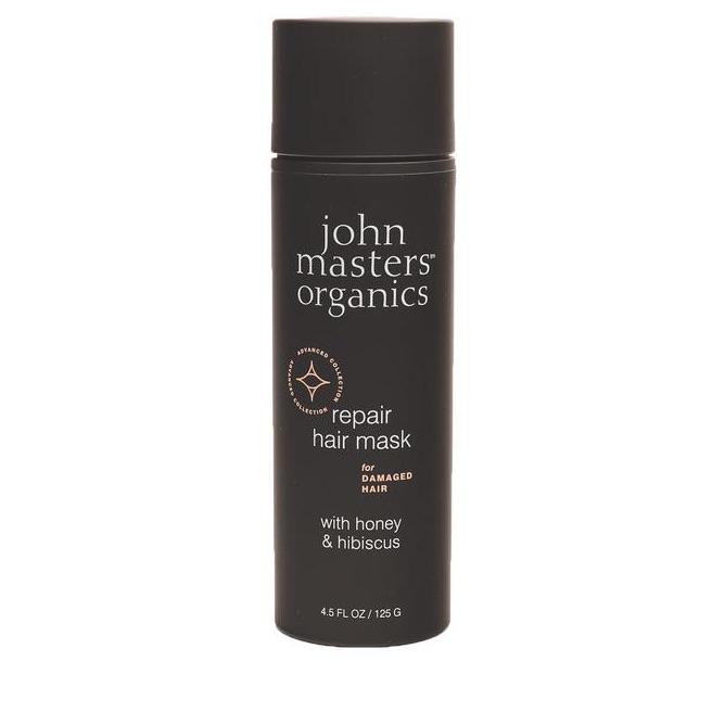 JOHN MASTERS ORGANICS - Masque pour cheveux abîmés au miel et à l'hibiscus | Loox Concept Store