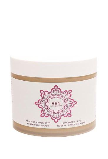 REN - Moroccan Rose Otto Sugar Body Polish | Loox Concept Store