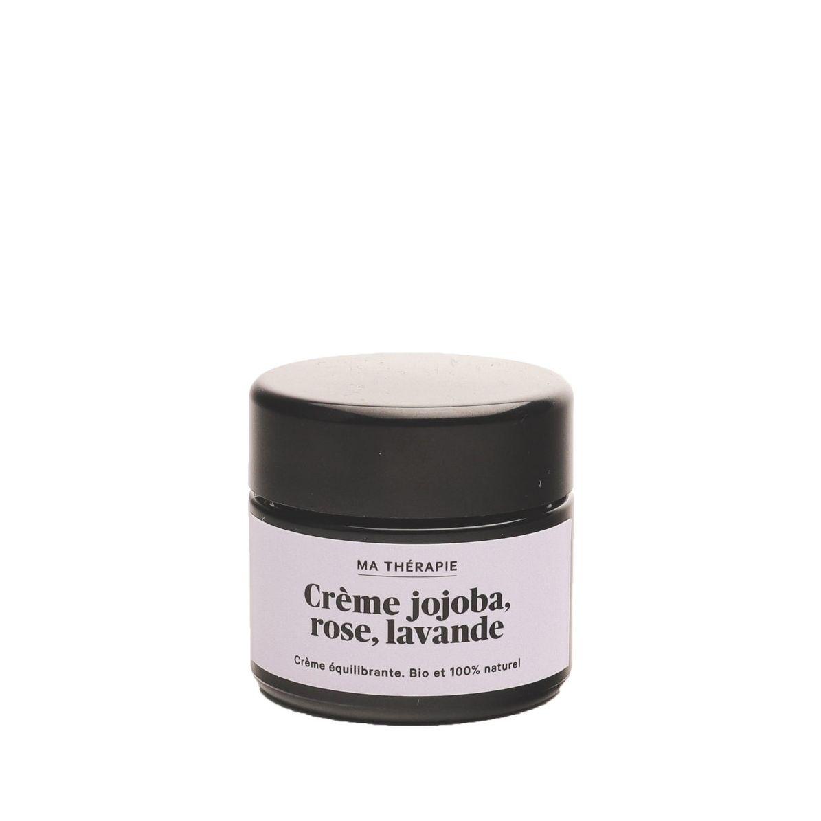 MA THÉRAPIE - Crème Jojoba, Rose, Lavande | Loox Concept Store