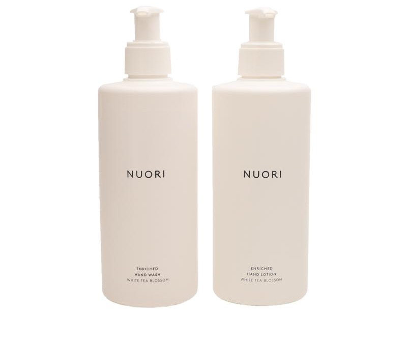 NUORI - Enriched Hand Wash + Lotion | Loox Concept Store