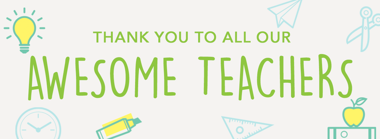 Teacher Appreciation Winners – LabelDaddy