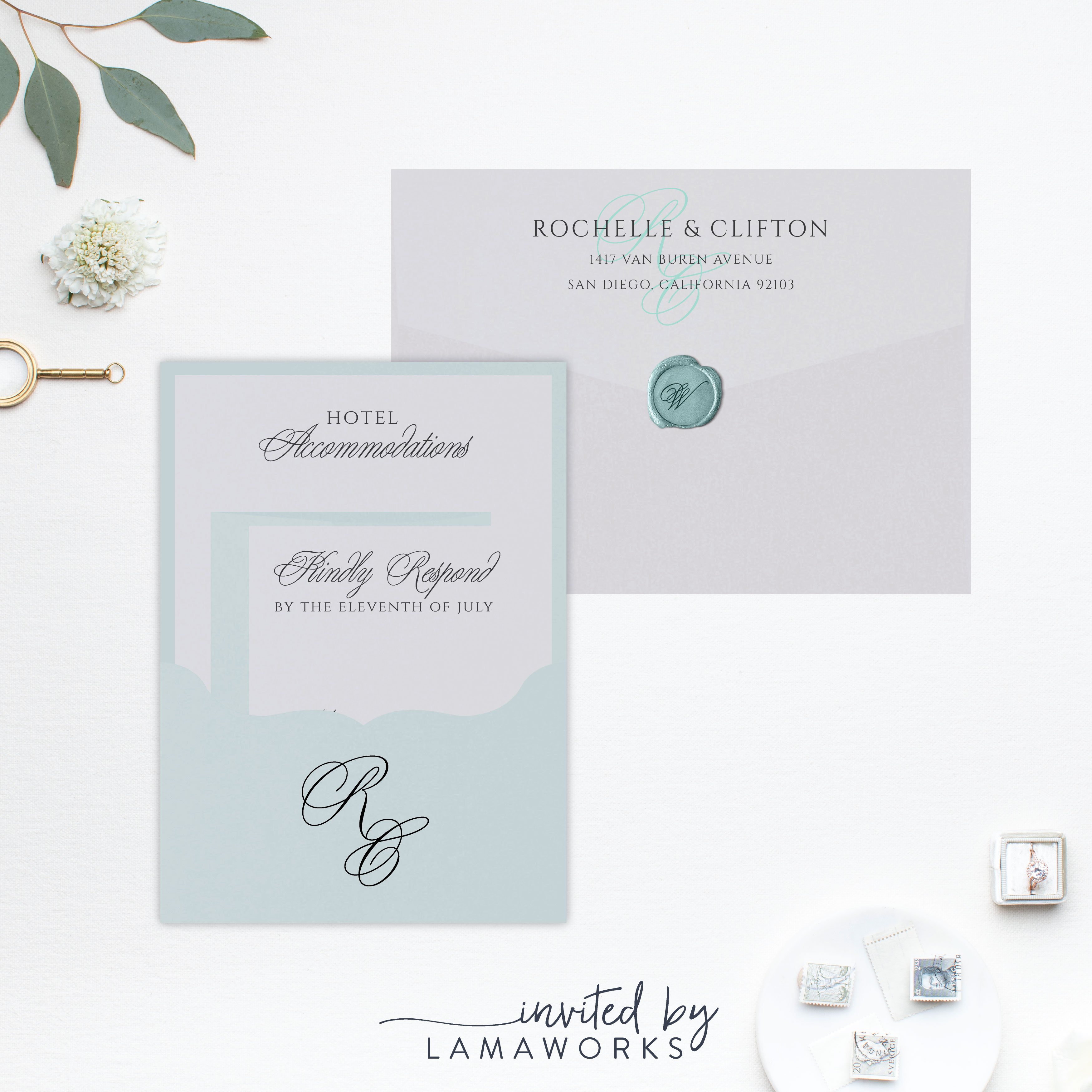 The Rochelle and Clifton Collection