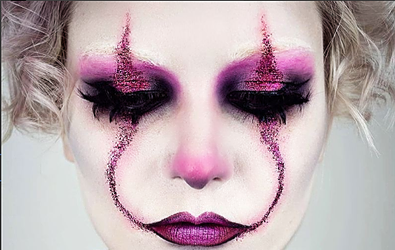Check out Ashley's amazing makeup looks