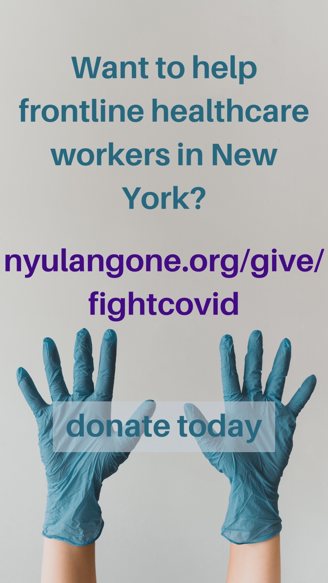 Join the Fight Against Covid19