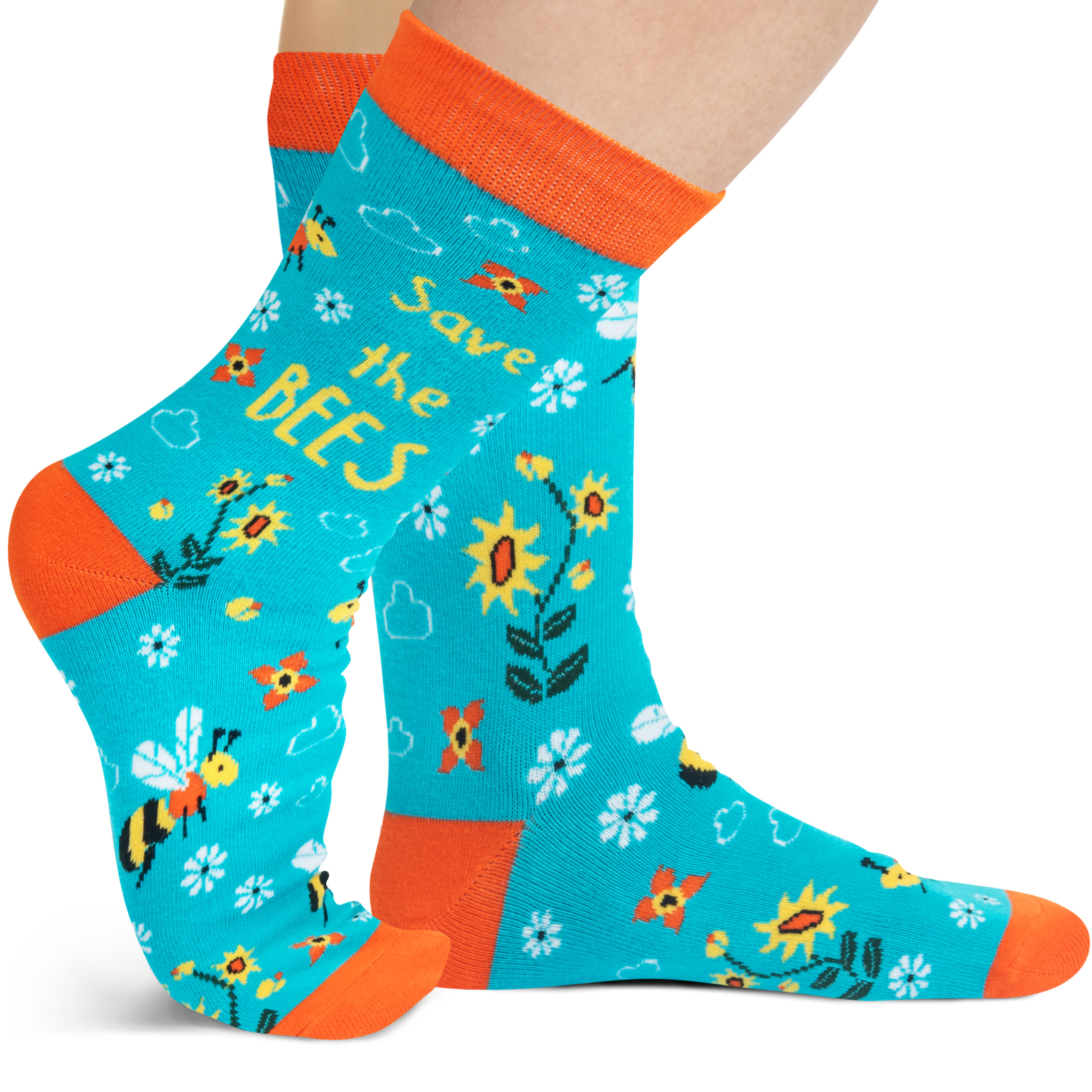 Save The Bee Socks
