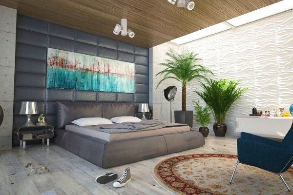 bedroom inspired by nature