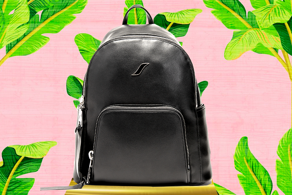 Shop Leather Backpack For Men on Sale | Black Large Men's Leather Book Bag/Backpack| LEORICCI