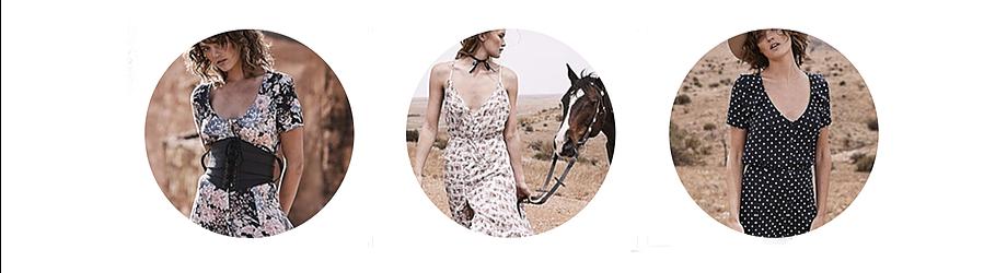 Alice Day Dress - Roxy Cross Back Dress - Lilly Day Dress