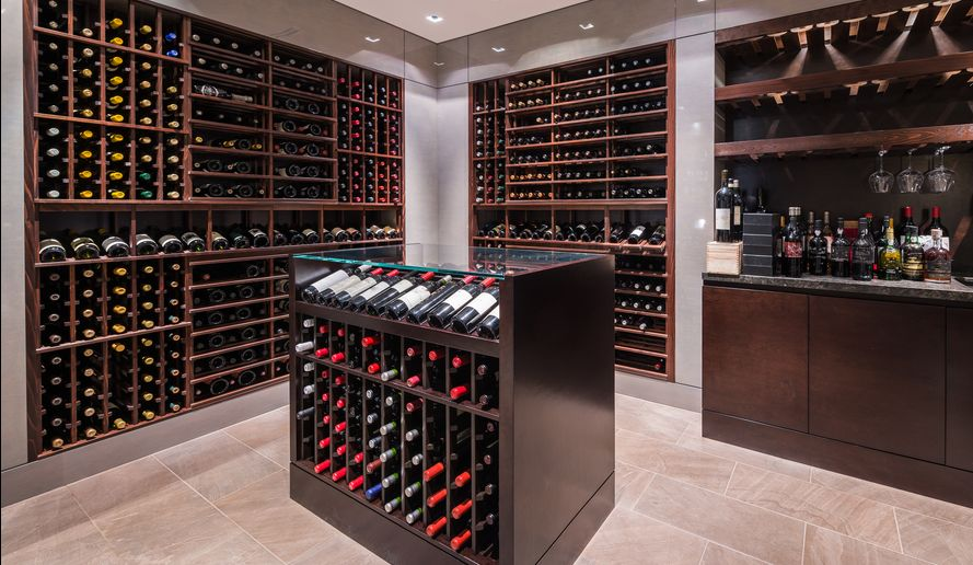 how to store opened red wine