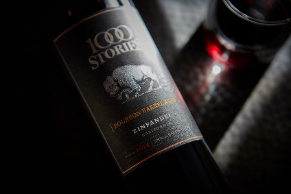 1000 Stories Bourbon Barrel Aged Zinfandel 2017