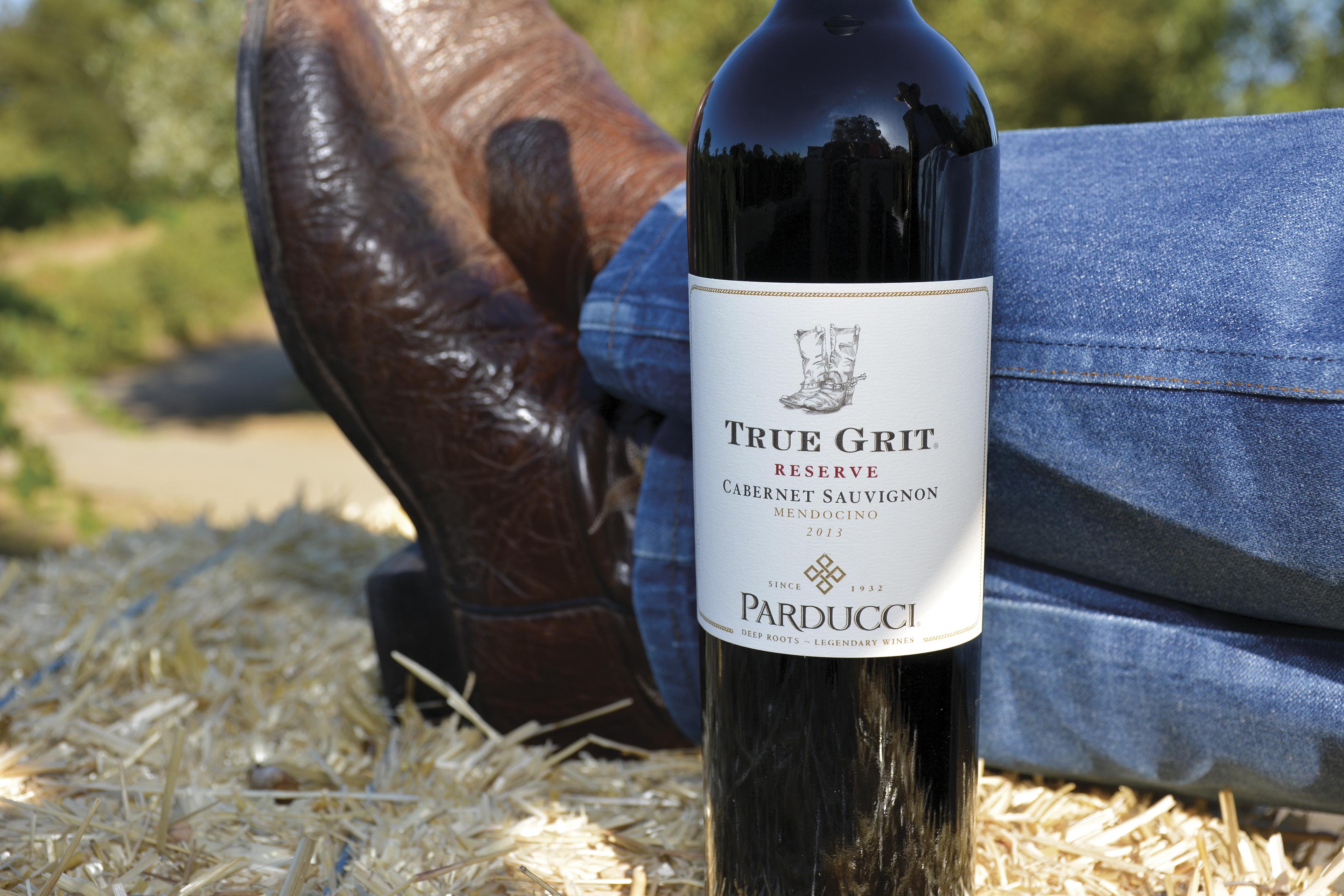 Parducci True Grit Cabernet Sauvignon