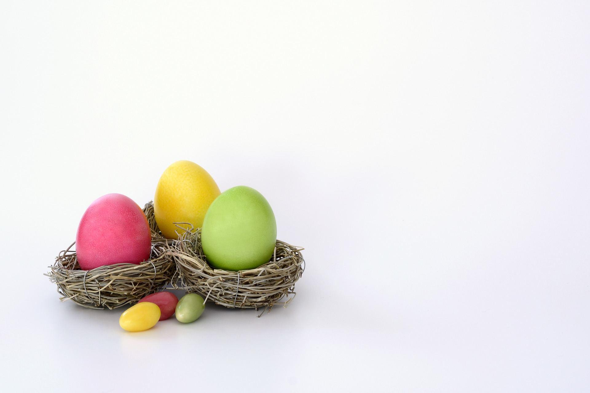 Decorare casa per Pasqua