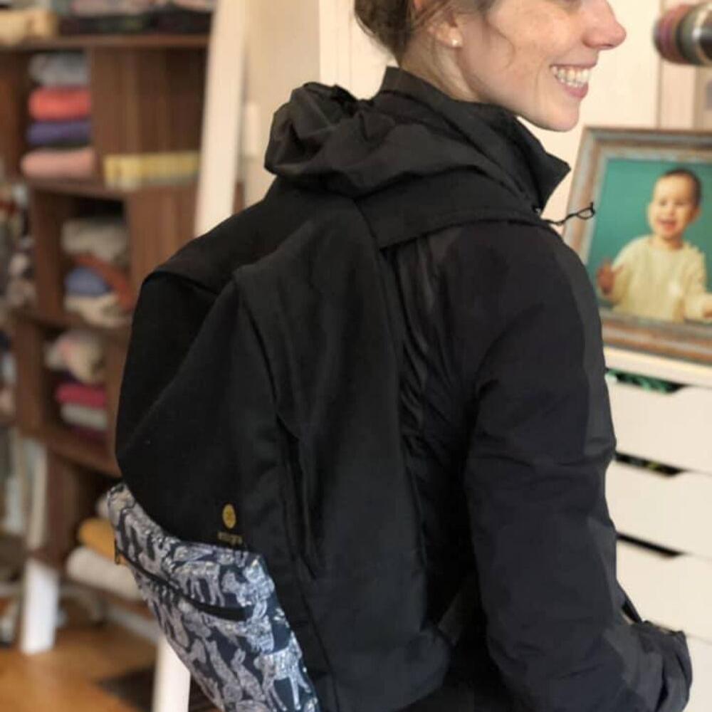 Integra Backpack, Integra Infinity Woodland