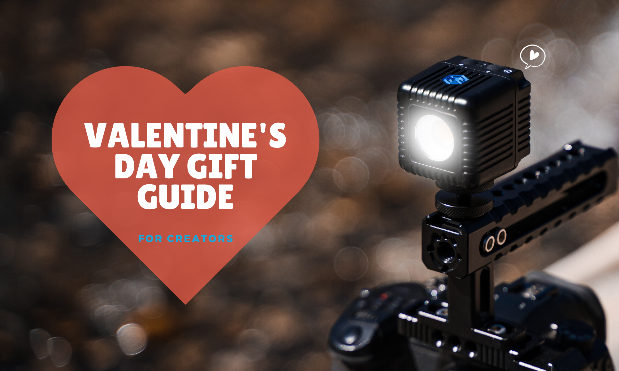 valentines day gift guide for creators