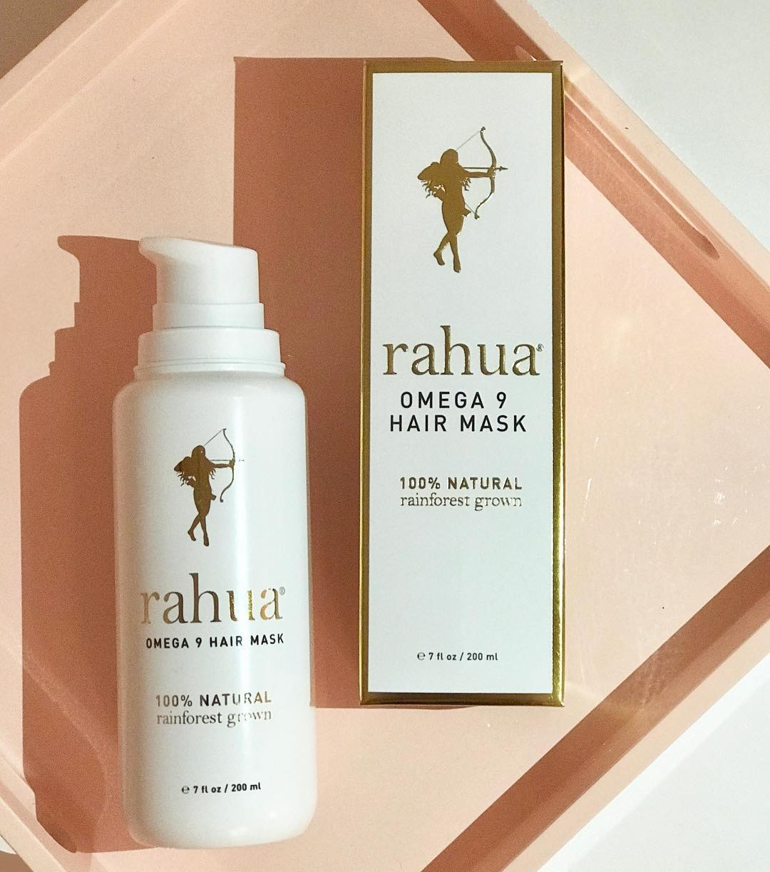 Natural Hair Mask by Rahua to Protect your hair in the summer