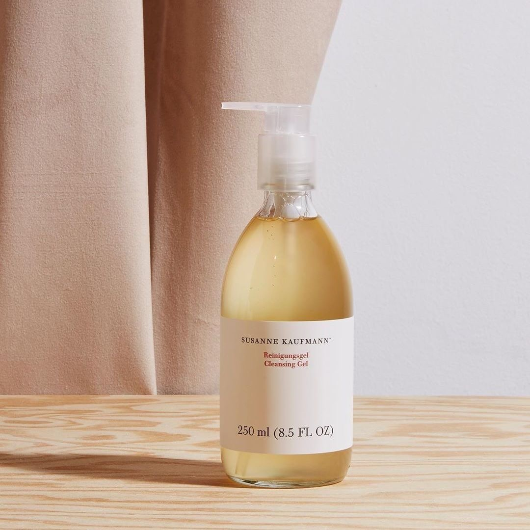 Natural Cleansing Gel for Combination and Oily Skin by Susanne Kaufmann