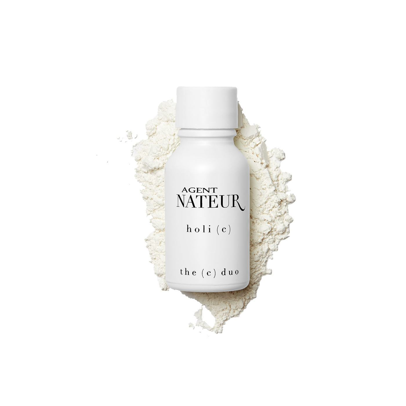 Powder Vitamin C for the face by Agent Nateur