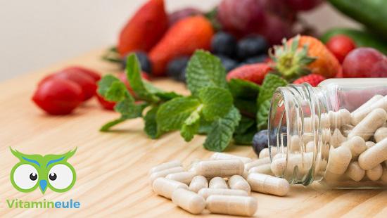Welche Vitamine können bei Haarausfall helfen?