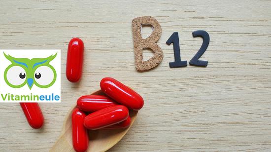 Welche Lebensmitteln enthalten Vitamin B12?