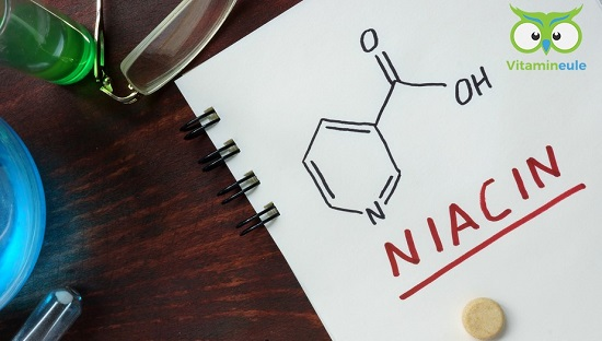 Niacin - Bedeutung, Tagesbedarf & Lebensmittel
