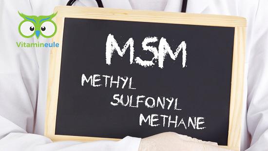 MSM - Dosierung und Wirkung
