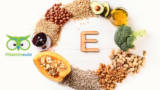 Vitamin E Vorkommen in Lebensmitteln