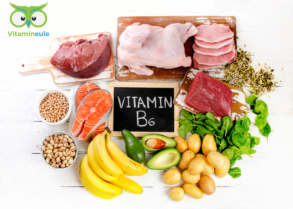Vitamin B6 - Power für den Stoffwechsel