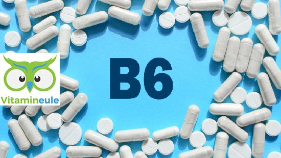 Mögliche Nebenwirkungen von Vitamin B6