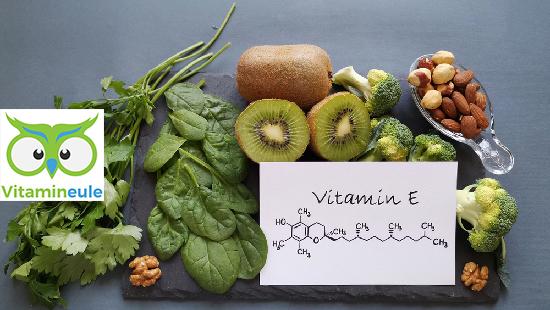 Welche Wirkung hat Vitamin E im menschlichen Organismus?