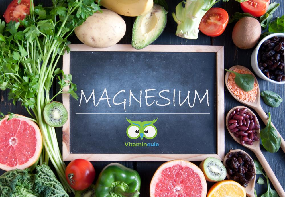 Magnesium - Bedarf, Dosierung & Mangel