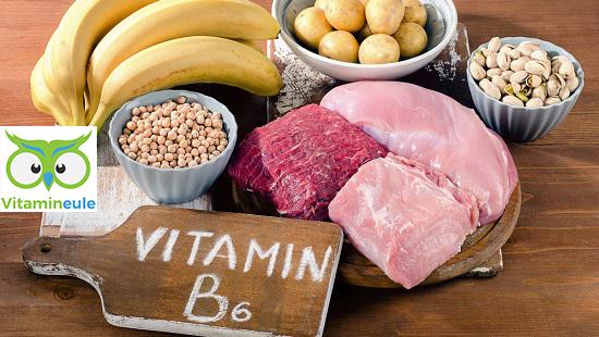 Vitamin B6 als Stärkung der Abwehrkräfte