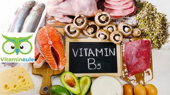 Vitamin B5 - Wirkung, Dosierung, Nebenwirkungen