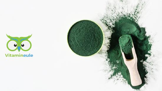 Mögliche Nebenwirkungen von Spirulina