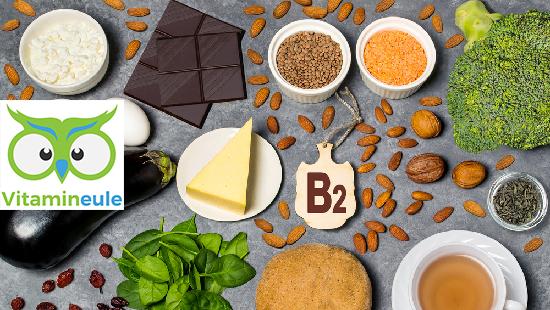 Was ist Vitamin B2?