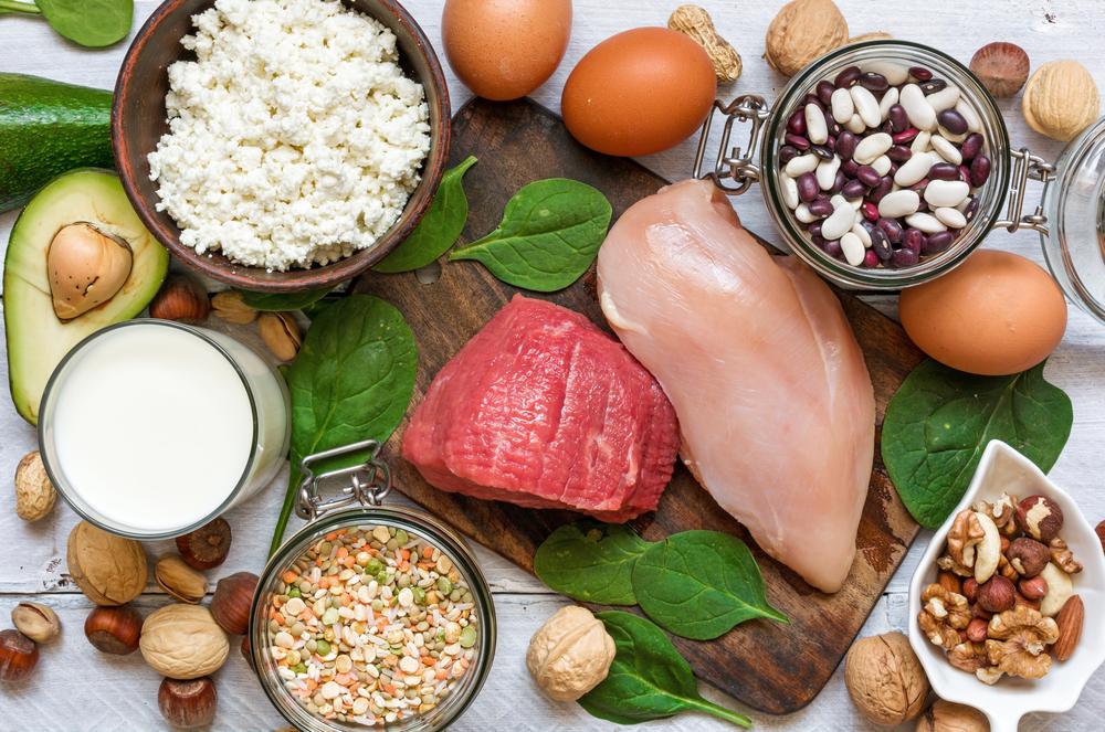 Lebensmittel mit hohem Vitamin B6 Gehalt