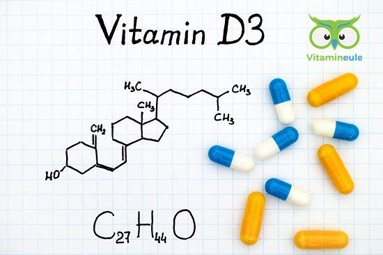 Vitamin D3 Mangel erkennen und beheben