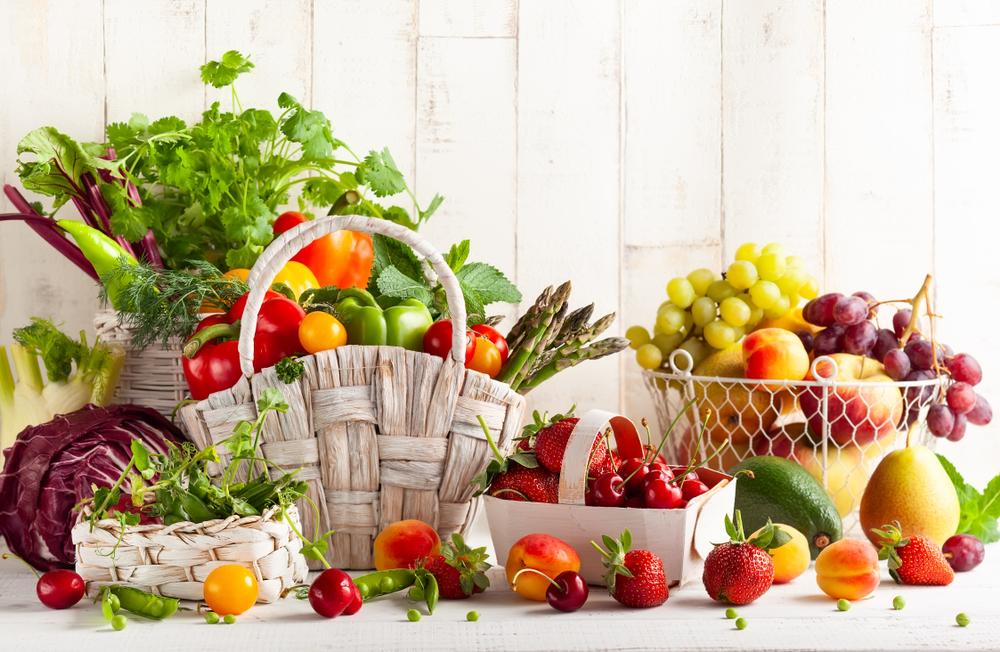 Lebensmittel mit hohem Vitamin A Anteil