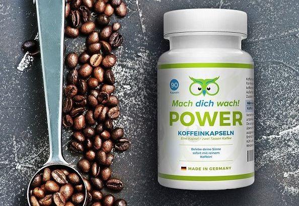 Mach dich wach!® Power Koffeinkapseln