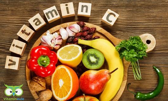 Vitamin C - ein lebensnotwendiges Vitamin