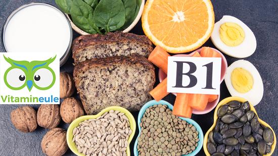 Der Tagesbedarf von Vitamin B1