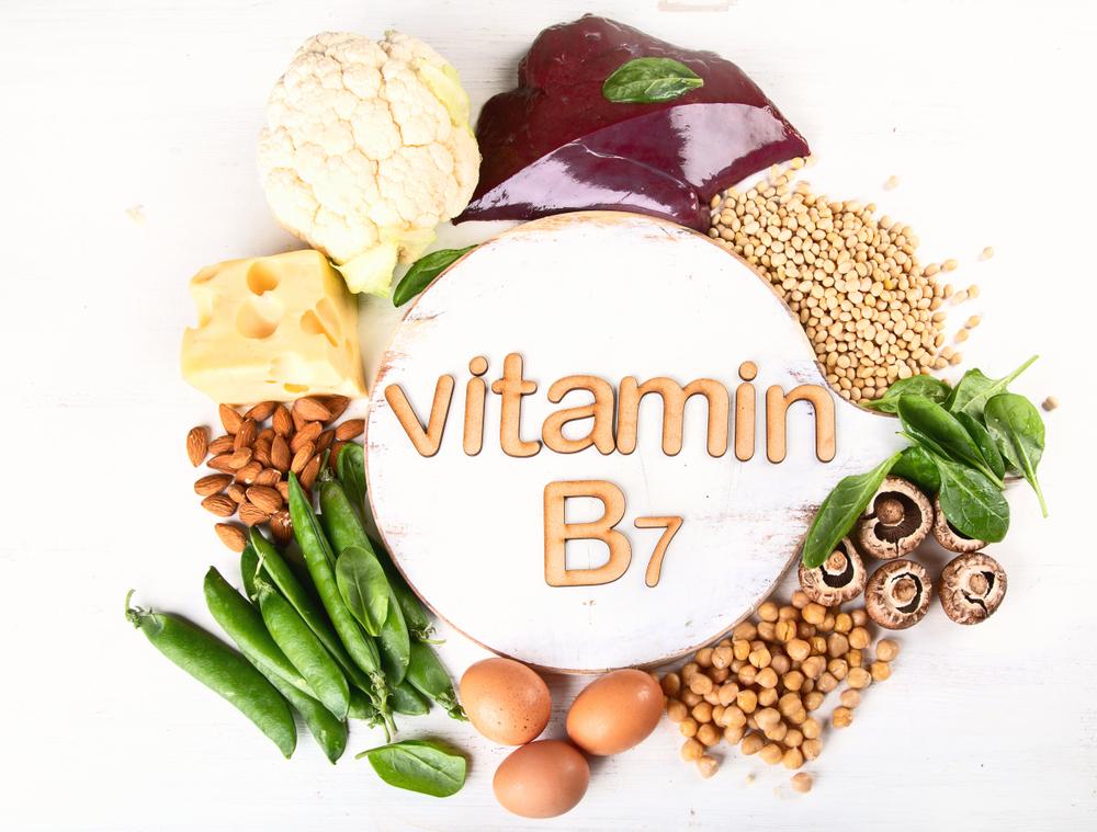 Lebensmittel mit hohem Biotingehalt