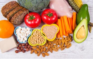 Lebensmittel mit hohem Tryptophan-Gehalt