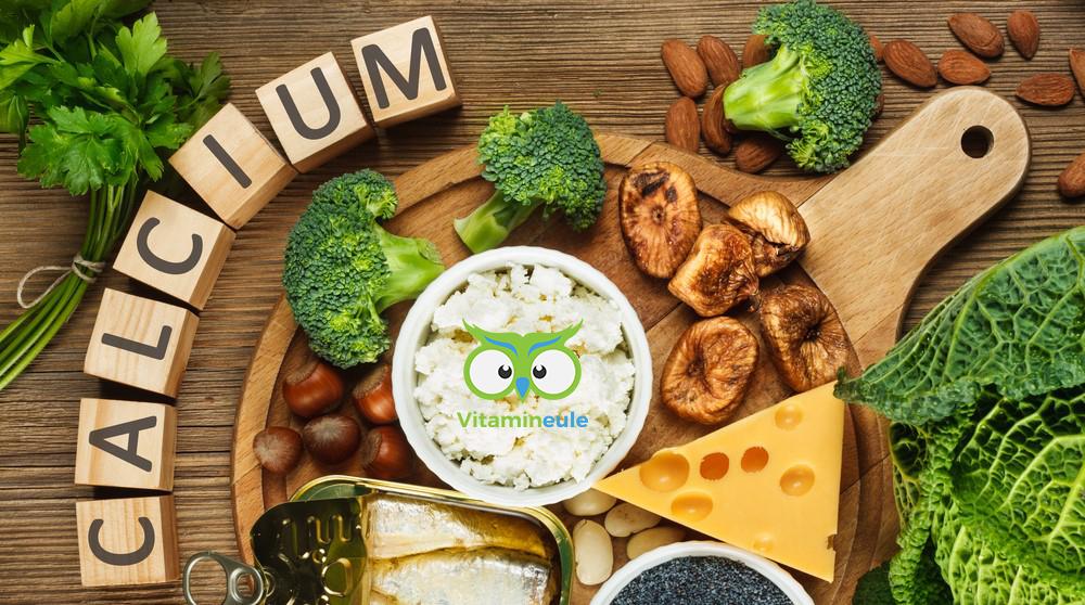 Calcium - Bedarf, Dosierung, Lebensmittel & Mangel