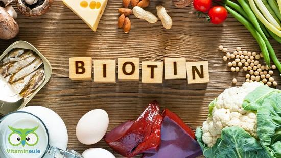 Biotin - das Schönheitsvitamin für Haut und Haare