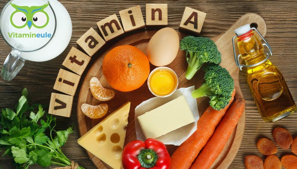 Vitamin A - Tagesbedarf, Mangel & Lebensmittel