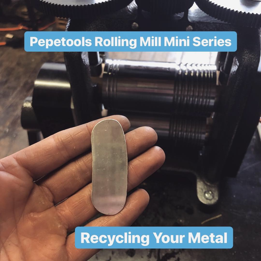Pepetools Rolling Mill Mini Series Metalsmith Society