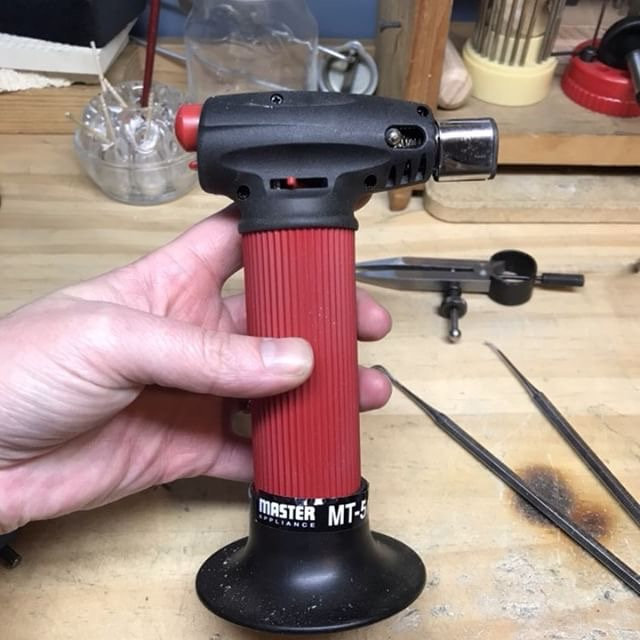 HOW TO CHOOSE A TORCH FOR JEWELRY MAKING – Metalsmith Society