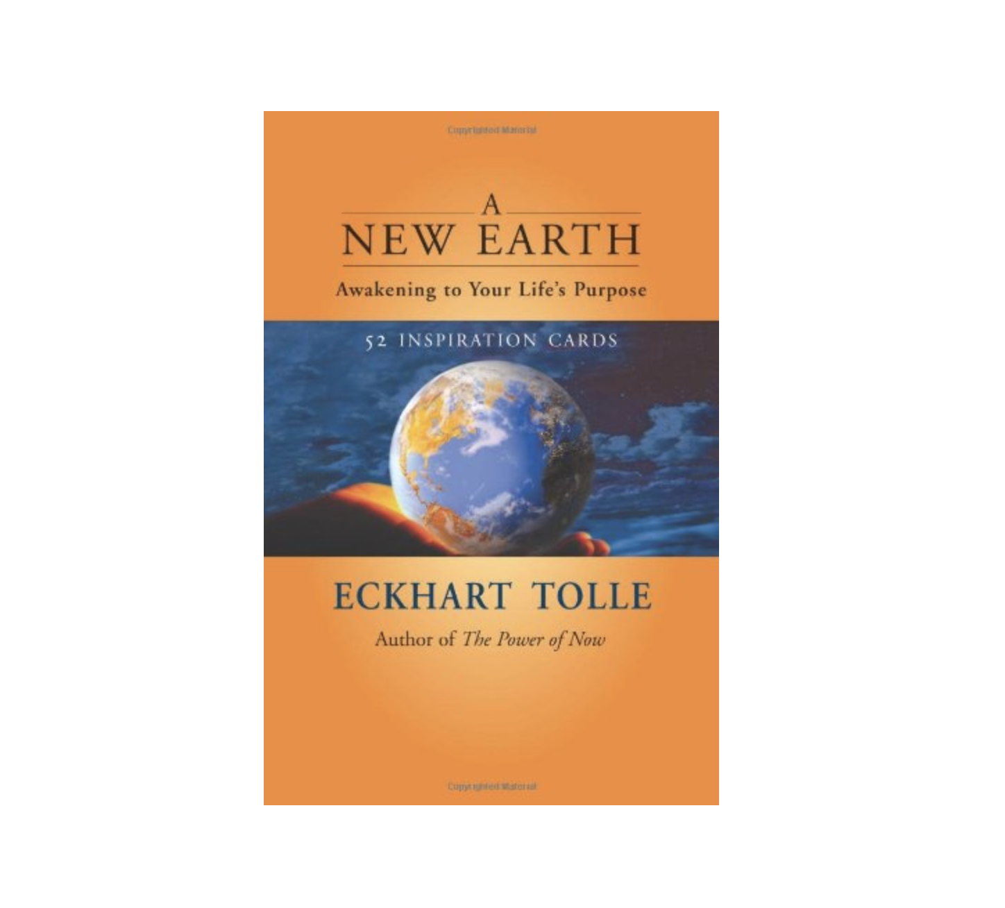 a new earth book
