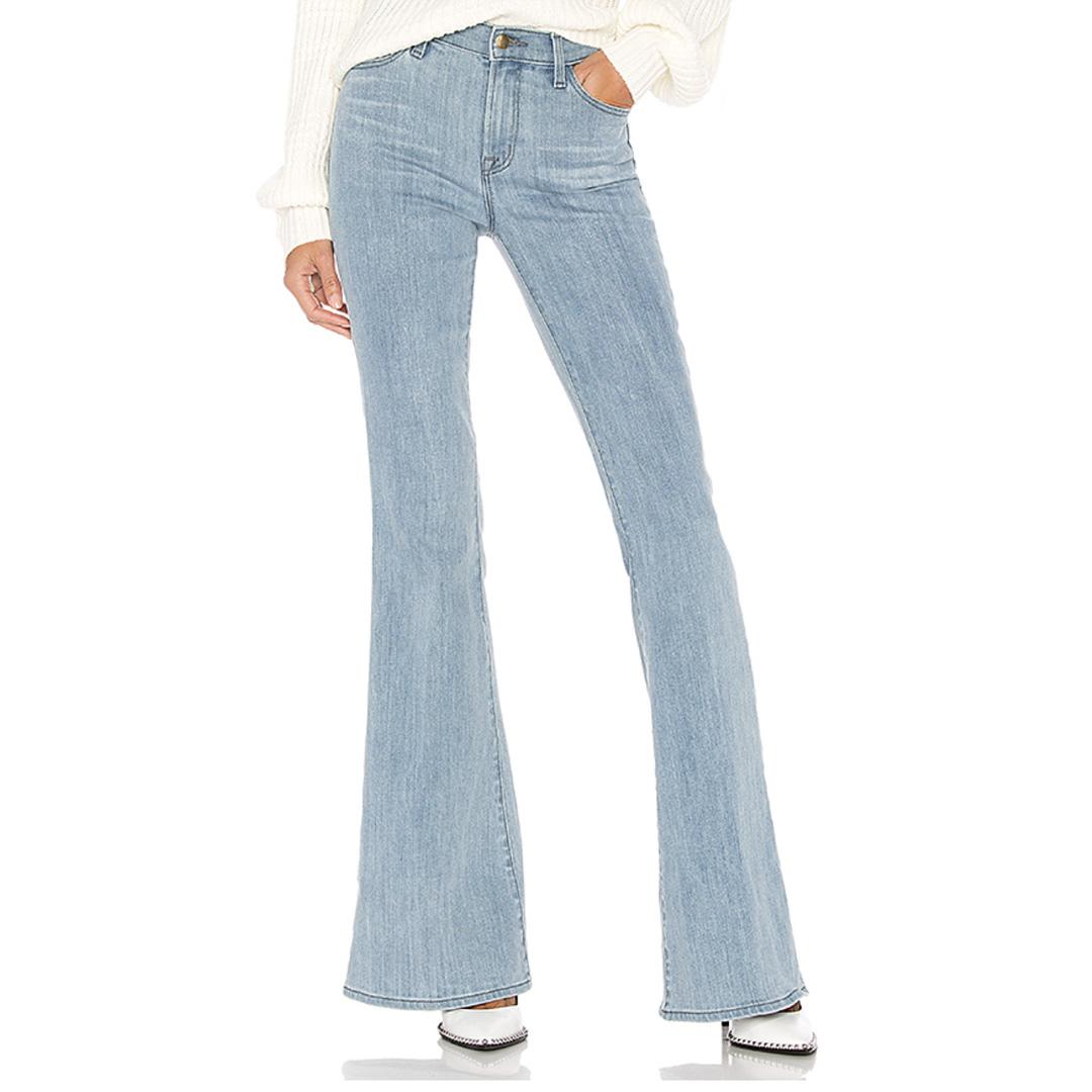 jbrand flared jeans